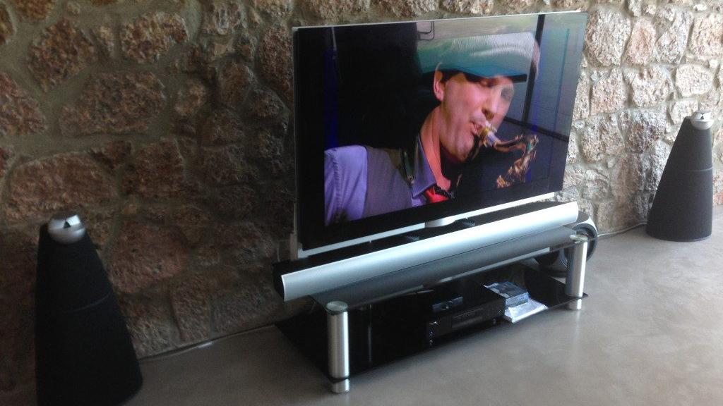 Sistema de televisão B&O